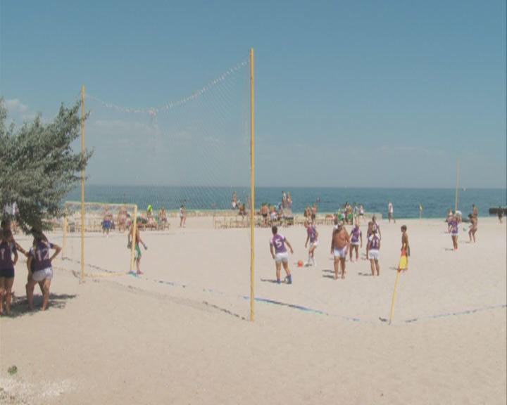 ІІІ Открытый Кубок по пляжному футболу
