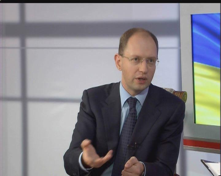 Арсений Яценюк //моя политика //14 декабря 2009