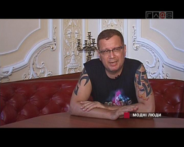 Андрей Ковалёв — романтик тяжелого рока // 18 декабря 2008 года