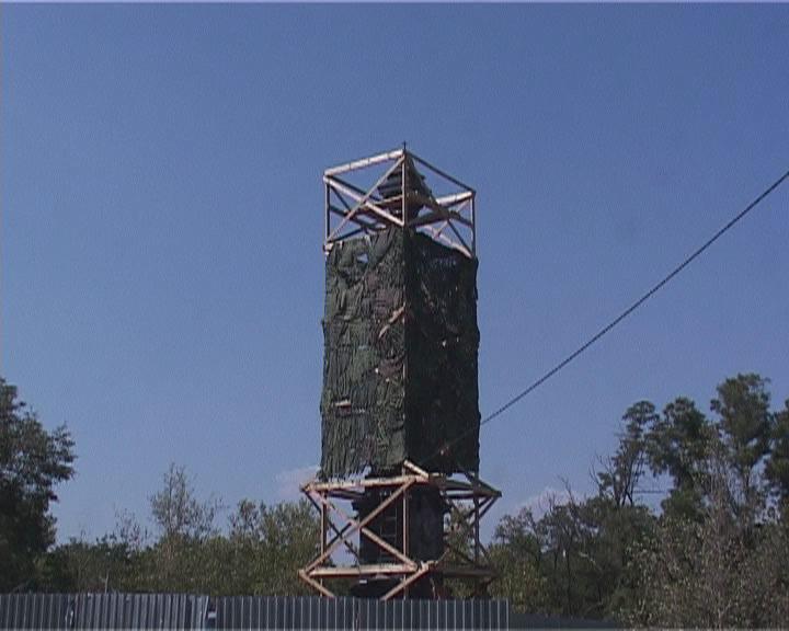 Ход реконструкции александровской колонны
