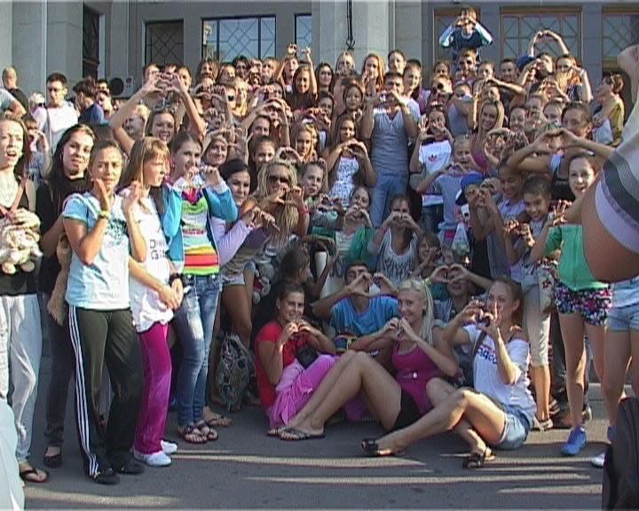 В субботу стартует шоу «Майданс 2012»