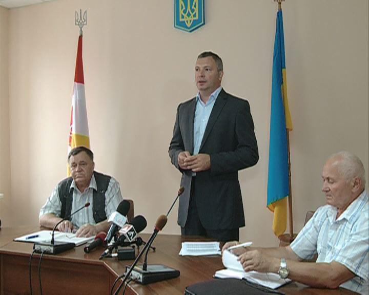 Встреча ветеранов с депутатом горсовета Юрием Пресновым