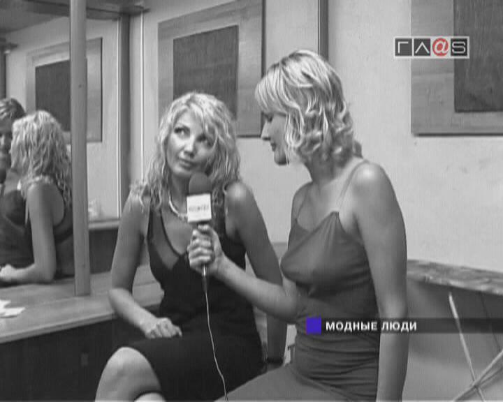 Наталья Радковская / концерт в ИТАКЕ / 2003 год