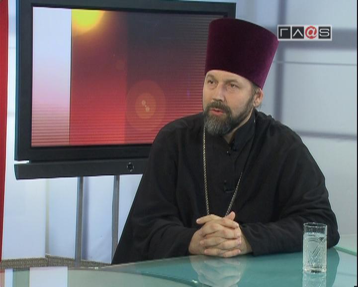 Протоиерей Сергий Лебедев