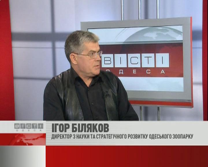 Игорь Беляков гость в студии