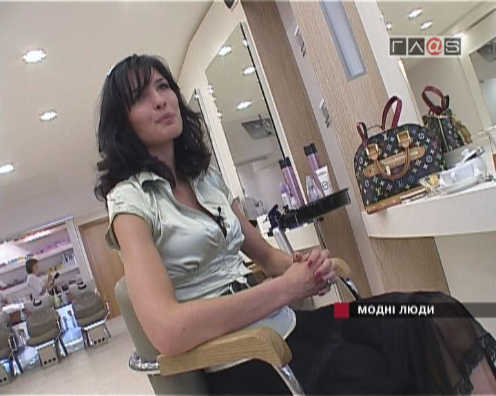 Мария Жулай / один день со звездой / 21 июня 2006 года