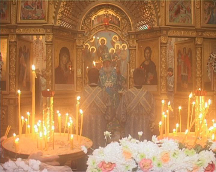 Праздник в честь иконы Казанской Божьей Матери
