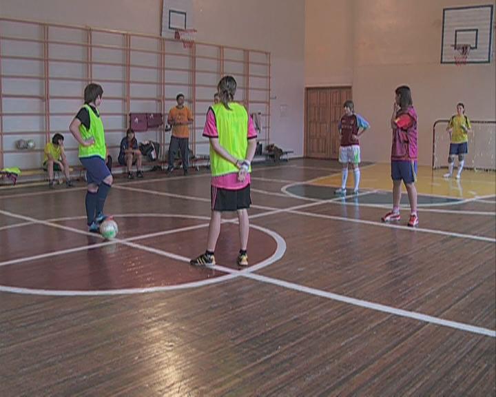 Женский футбол в Одессе