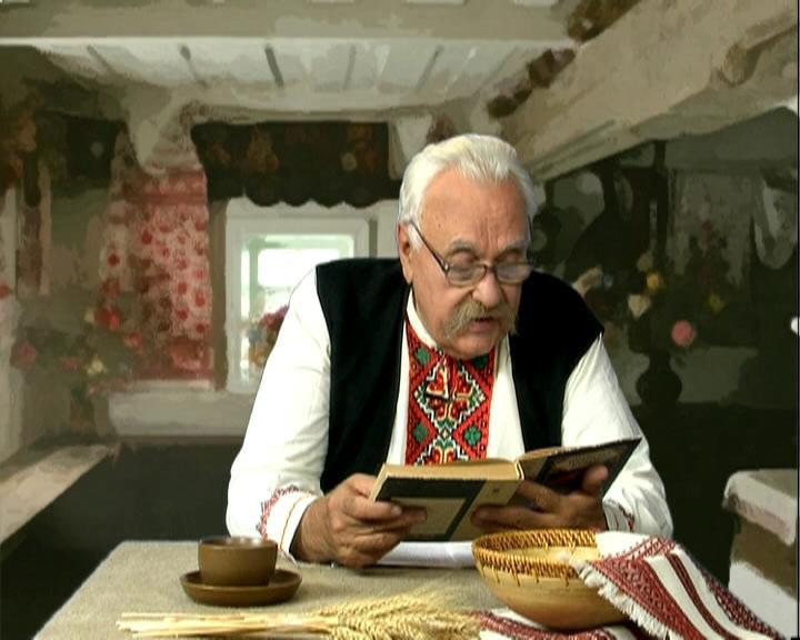 Сказка деда Панаса //выпуск 1335