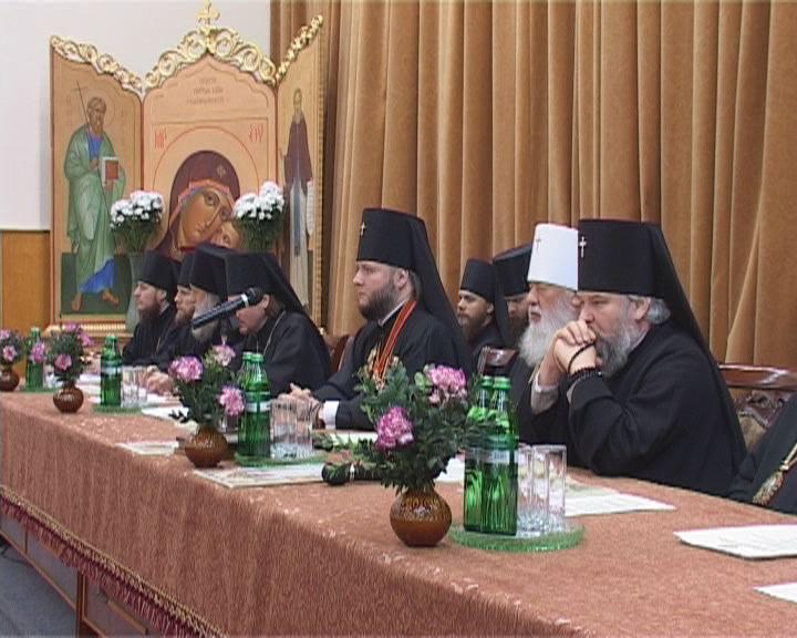 День памяти Святого Апостола Андрея Первозванного в Одесской Духовной Семинарии