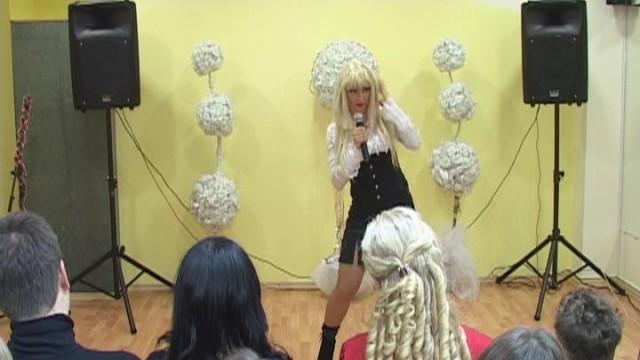 Новый Год в продюсерском центре «STAR TIME»