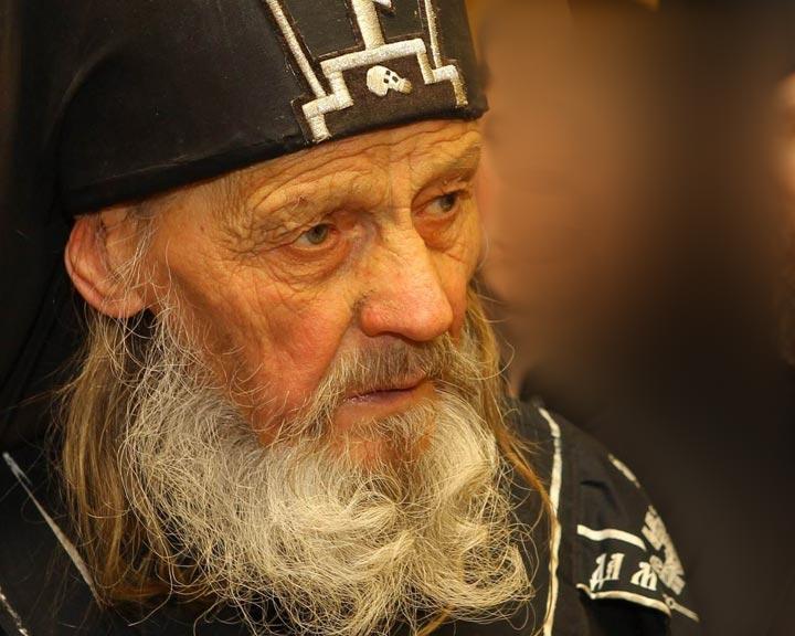 Отошел ко Господу духовник Свято-Успенского Одесского мужского монастыря схиархимандрит Иона (Игнатенко)