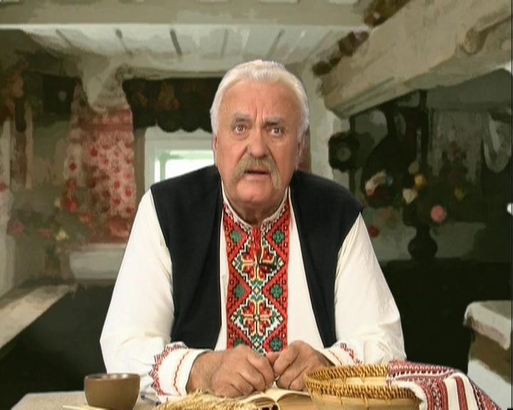 Сказка деда Панаса //выпуск 1378