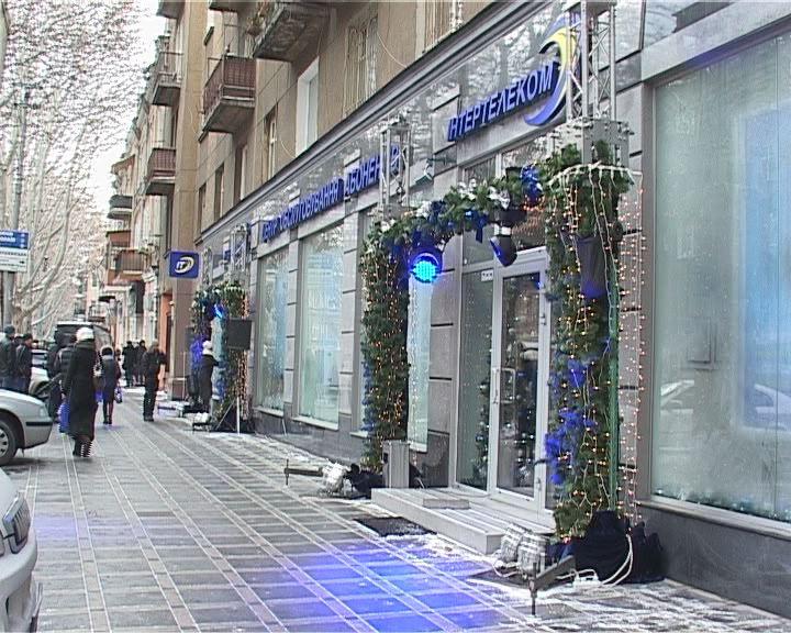 В Одессе открылся самый большой центр обслуживания абонентов «Интертелекома»!