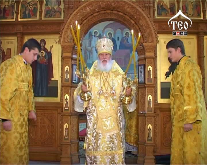 ТЕО 138. Ведущий протоиерей Иоанн Желиховский