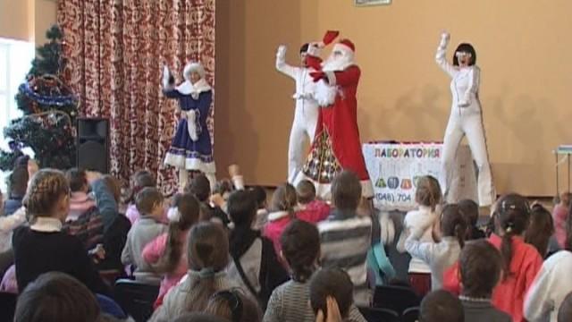 Новогоднее чудо для детей