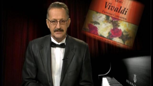 «Уроки музыки» № 9. Антонио Вивальди