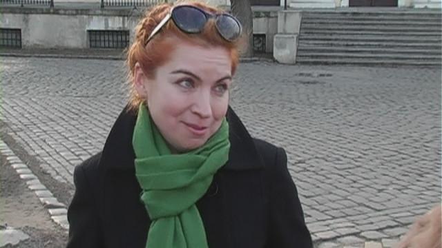 Татьяна Франциан / Разговор на ходу…