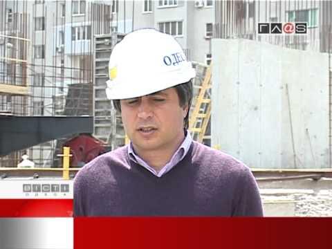 В Одессе строится новая поликлиника