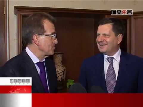 Одесская делегация в Ростове-на-Дону