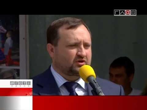 Одессу посетил первый вице-премьер Украины