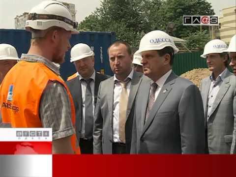Мэр провел инспекцию важных для города объектов