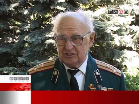 Фронтовой привал в Одесской юридической академии