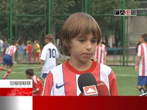 Новый стадион –детям Суворовского района