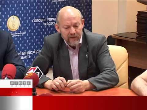 Министр поздравлял одесских журналистов