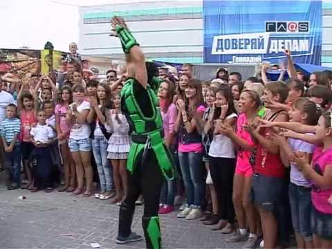 Яркий праздник в Суворовском районе
