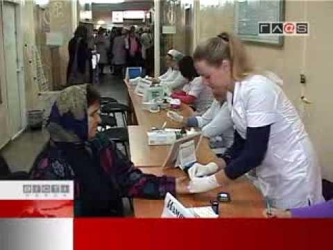 «День здоровья» для жителей Киевского района