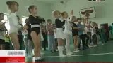 Танцевальный подарок учителям