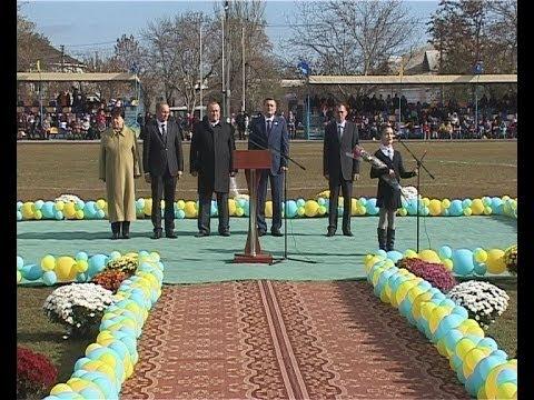 Рабочая поездка губернатора в Березовку