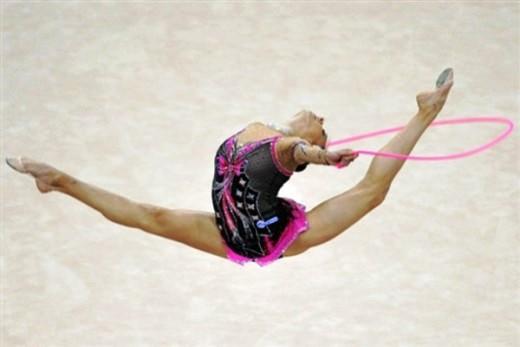 Одесские гимнастки едут за победами