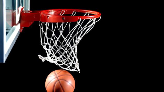 Финал первенства области по баскетболу