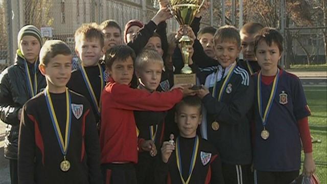 Главное событие сезона для юных футболистов