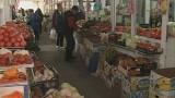 Надоела осень? Идите на рынок за свежими овощами и фруктами