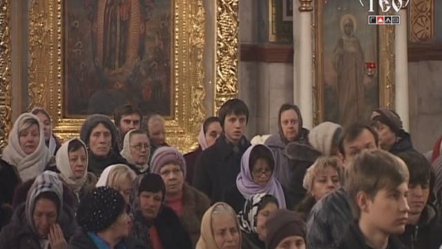 ТЕО 191. Ведущий протоиерей Максим Омельченко.