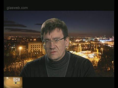ВЕСТИ ПЛЮС / гость в студии Виктор Волков
