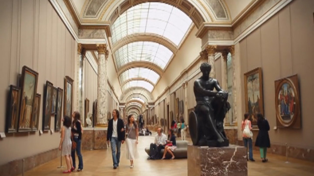 Самый посещаемый музей мира