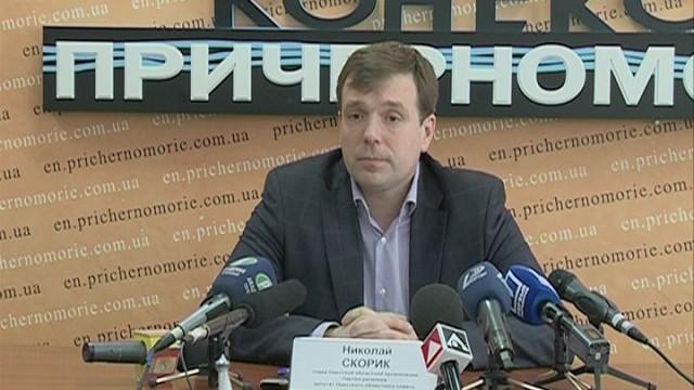 Николай Скорик: новая власть пытается под «шумок» отобрать власть «на местах»