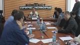 Наталья Королевская: общение с журналистами