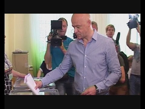 Одесса голосует: Выбор Народного депутата