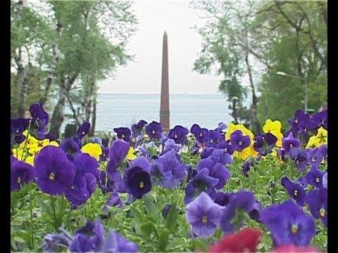 Одесситы не побоялись и пришли на Аллею Славы возложить цветы
