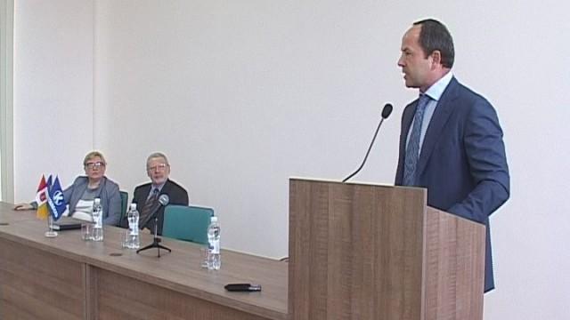 Сергей Тигипко посетил Одесский кабельный завод