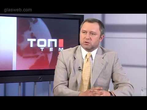 Андрей Костин и Светлана Конончук