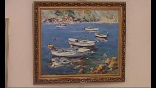 Три художника и их моря
