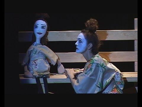 Пресс-показ в театре кукол