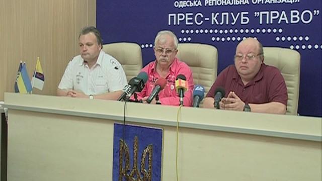 Информационная война: одесские артисты в Брянске