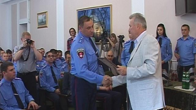Участковых Одесской области поздравили с профессиональным праздником